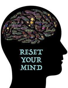 Foto Kopf Growth-Mindset entwickeln und Achtsamkeit