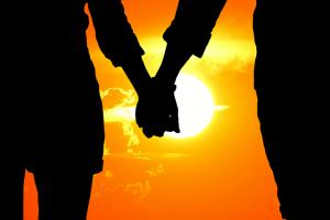 Liebe - Liebespaar