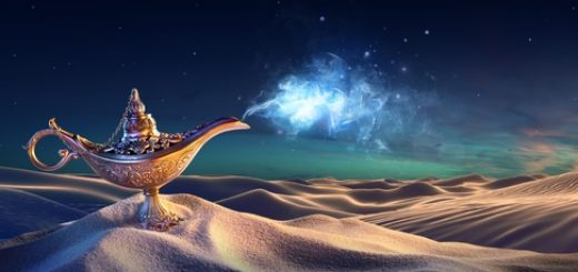 Wunderlampe zur Wunderfrage