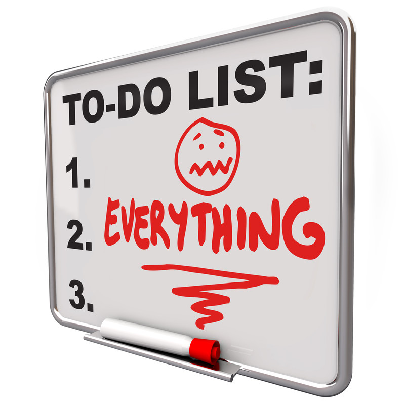 Everybody's darling to-do-list-everything