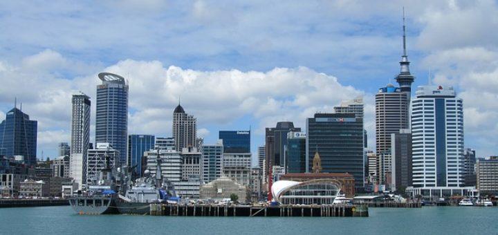 Auckland - weit außeerhalb der Komfortzone